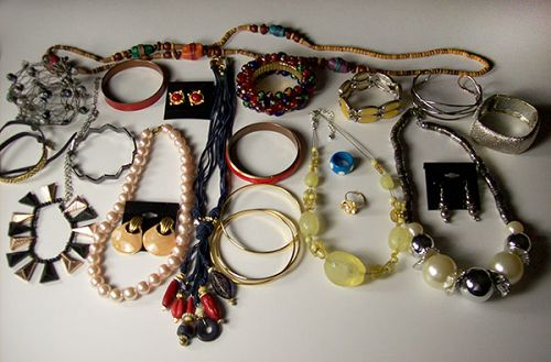 Vintage to Now Jewelry Lot 21 Pieces NO Junk Lot 3
