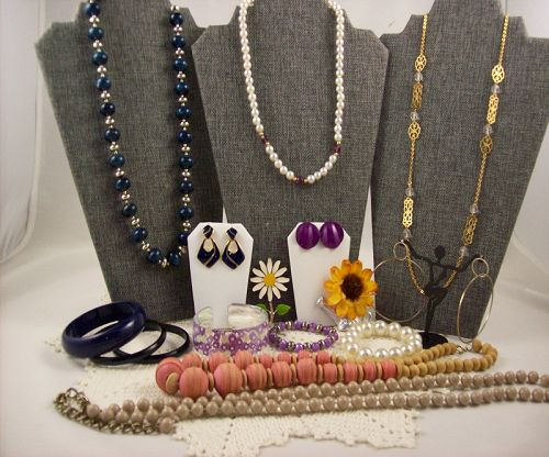 Vintage to Now Jewelry Lot 16 Pieces NO Junk