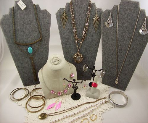 Vintage to Now Jewelry Lot 21 Pieces NO Junk