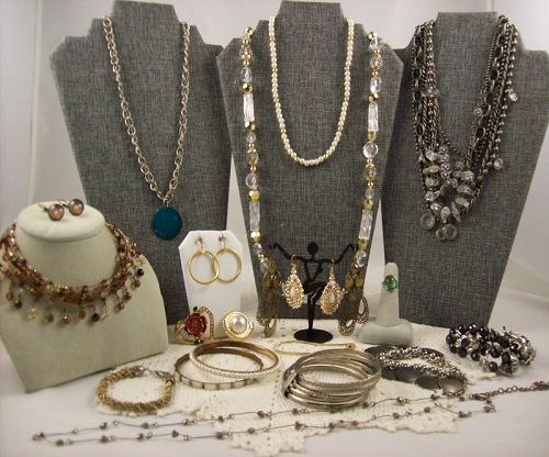 Vintage to Now Jewelry Lot 20 Pieces NO Junk