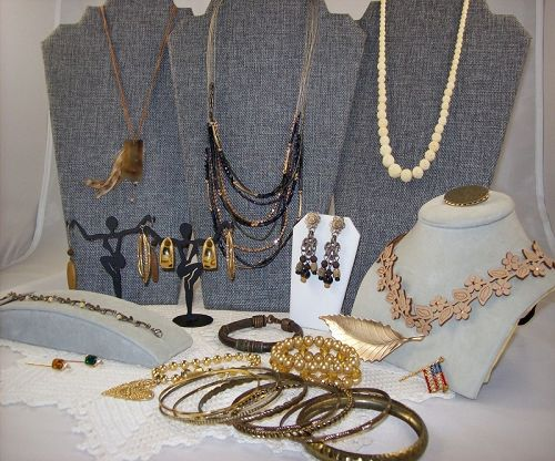 Vintage to Now Jewelry Lot 25 Pieces NO Junk