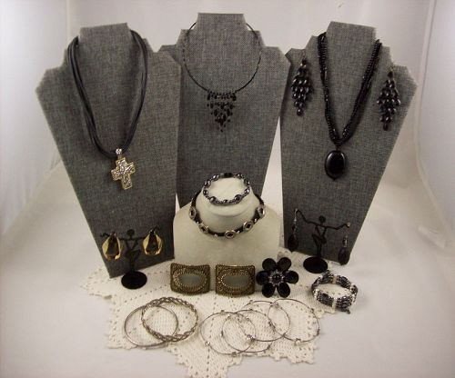 Vintage to Now Jewelry Lot 17 Pieces NO Junk