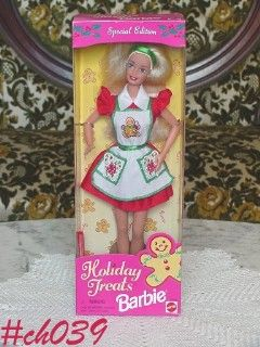 "SPECIAL EDITION -- ""HOLIDAY TREATS"" BARBIE"