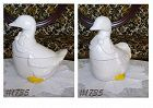 McCOY POTTERY -- GOODIE GOOSE COOKIE JAR