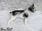 OCCUPIED JAPAN -- BEAUTIFUL DOG FIGURINE