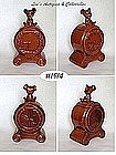 """McCOY POTTERY -- """"TIME FOR COOKIES"""" COOKIE JAR"""