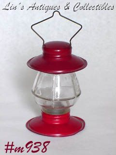 LANTERN CANDY CONTAINER