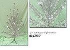 6 FT. ALUMINUM TREE BY ALUMINUM SPECIALTY COMPANY