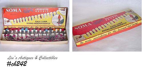NOMA 15 LIGHT SET IN ORIGINAL BOX!