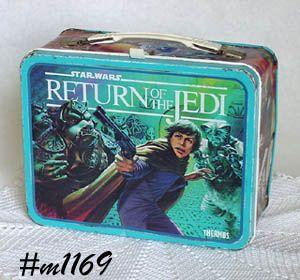 RETURN OF THE JEDI LUNCHBOX