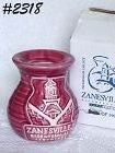 McCOY POTTERY ZANESVILLE BICENTENNIAL BANK MINT IN ORIGINAL BOX