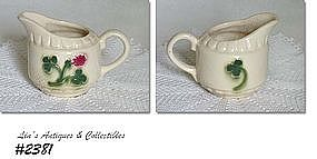 BRUSH -- RED CLOVER CREAMER