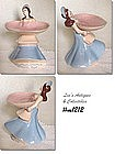 KAYE OF HOLLYWOOD -- LADY WITH TRAY FIGURINE