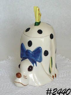 McCOY POTTERY -- MAC II, SPECIAL EDITION COOKIE JAR