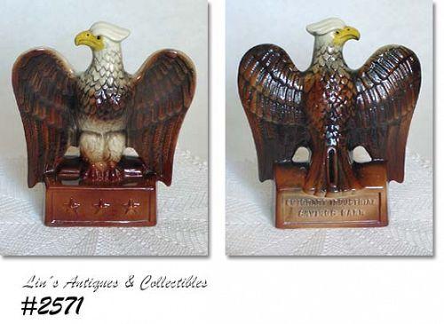 McCoy Pottery Eagle Bank Emigrant Industrial Bank