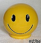 McCOY POTTERY -- SMILE (HAPPY) FACE BANK