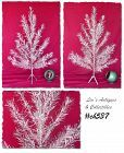 4 FT. VINTAGE FAIRY LAND ALUMINUM CHRISTMAS TREE WITH COLOR WHEEL