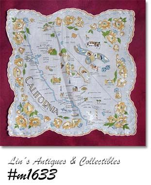 CALIFORNIA HANDKERCHIEF