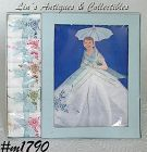 HANKY SKIRT PAPER DOLL WITH 5 EXTRA HANKIES (MIB)