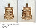 McCOY POTTERY -- COOKIE CHURN (MATTE FINISH)