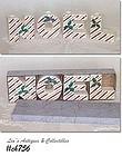 VINTAGE NOEL CANDLEHOLDERS IN ORIGINAL BOX