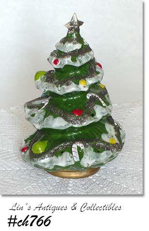 KREISS & CO. -- SMALL VINTAGE CHRISTMAS TREE
