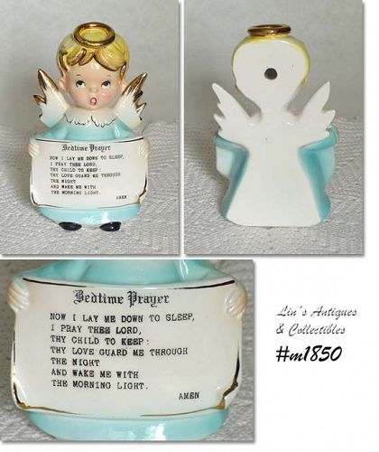 ENESCO -- BEDTIME PRAYER ANGEL