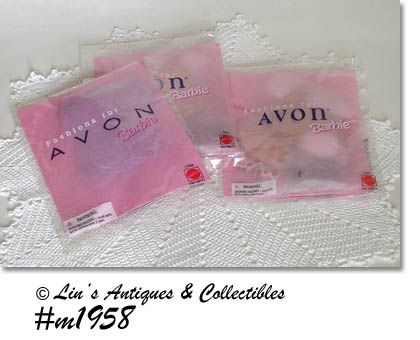 AVON -- BARBIE FASHIONS (MINT IN PACKAGE)