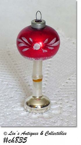 """TABLE LAMP"" GLASS ORNAMENT"