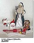 ASSORTMENT OF VINTAGE CHRISTMAS ITEMS!!