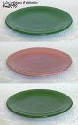 "FIESTA -- 13"" CHOP PLATES (50'S COLORS) CHOICE"