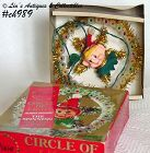 VINTAGE PIXIE ELF CHRISTMAS HOLIDAY LIGHT