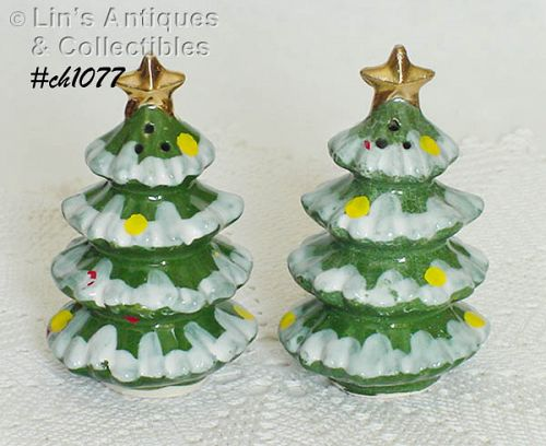 KREISS CHRISTMAS TREE SHAKER SET