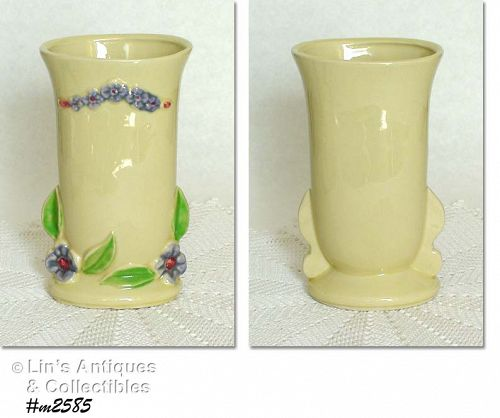 "SHAWNEE POTTERY -- ""1200 SERIES"" VASE (7 5/8"")"