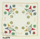 ORDER OF EASTERN STAR HANDKERCHIEF