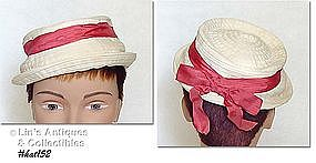 CLOTH OUTING HAT BY FERNCROFT