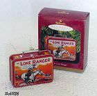 HALLMARK � LONE RANGER LUNCHBOX ORNAMENT (1997)
