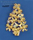 AVON CHRISTMAS TREE PIN