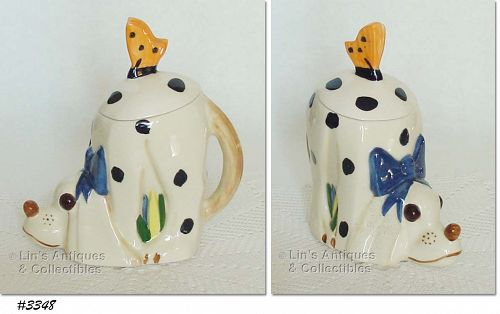 McCOY POTTERY � MAC II COOKIE JAR (LTD)