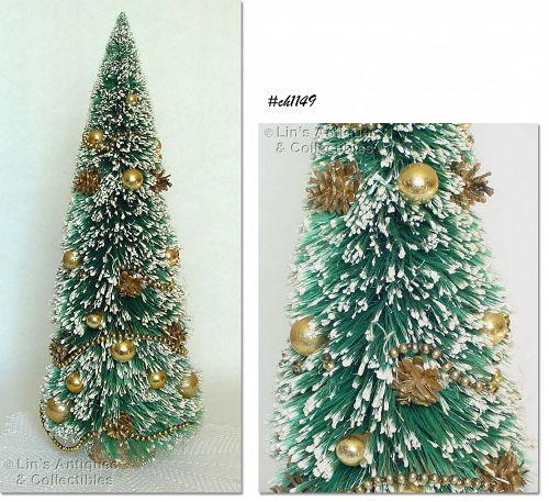 DECORATED BRUSH TREE (22� TALL)