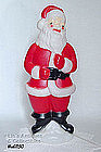 INDOOR LIGHTED SANTA DATED 1973