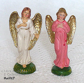 NATIVITY ANGELS (CHOICE)