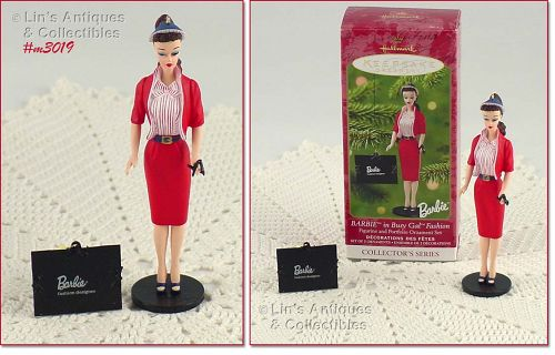 HALLMARK � BARBIE �BUSY GAL� FASHION ORNAMENT
