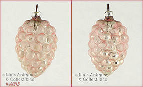 PAIR OF BERRIES ORNAMENTS