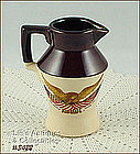 McCOY POTTERY � SPIRIT OF �76 SMALL PITCHER