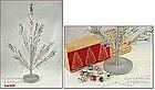 TREASURE PINE 2 FOOT ALUMINUM TREE (W/BOX)