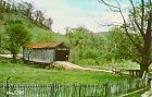 COVERED BRIDGE POSTCARD CAIN ARCHER COVERED BRIDGE #29, BERNE, OHIO