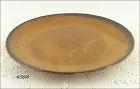 McCOY POTTERY � CANYON CHOP PLATE / PLATTER