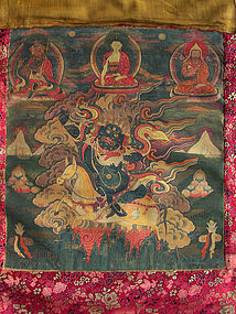 Thangka from tibet