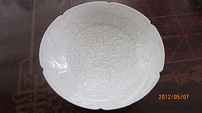 such a elegant song dynasty qinbai bowl